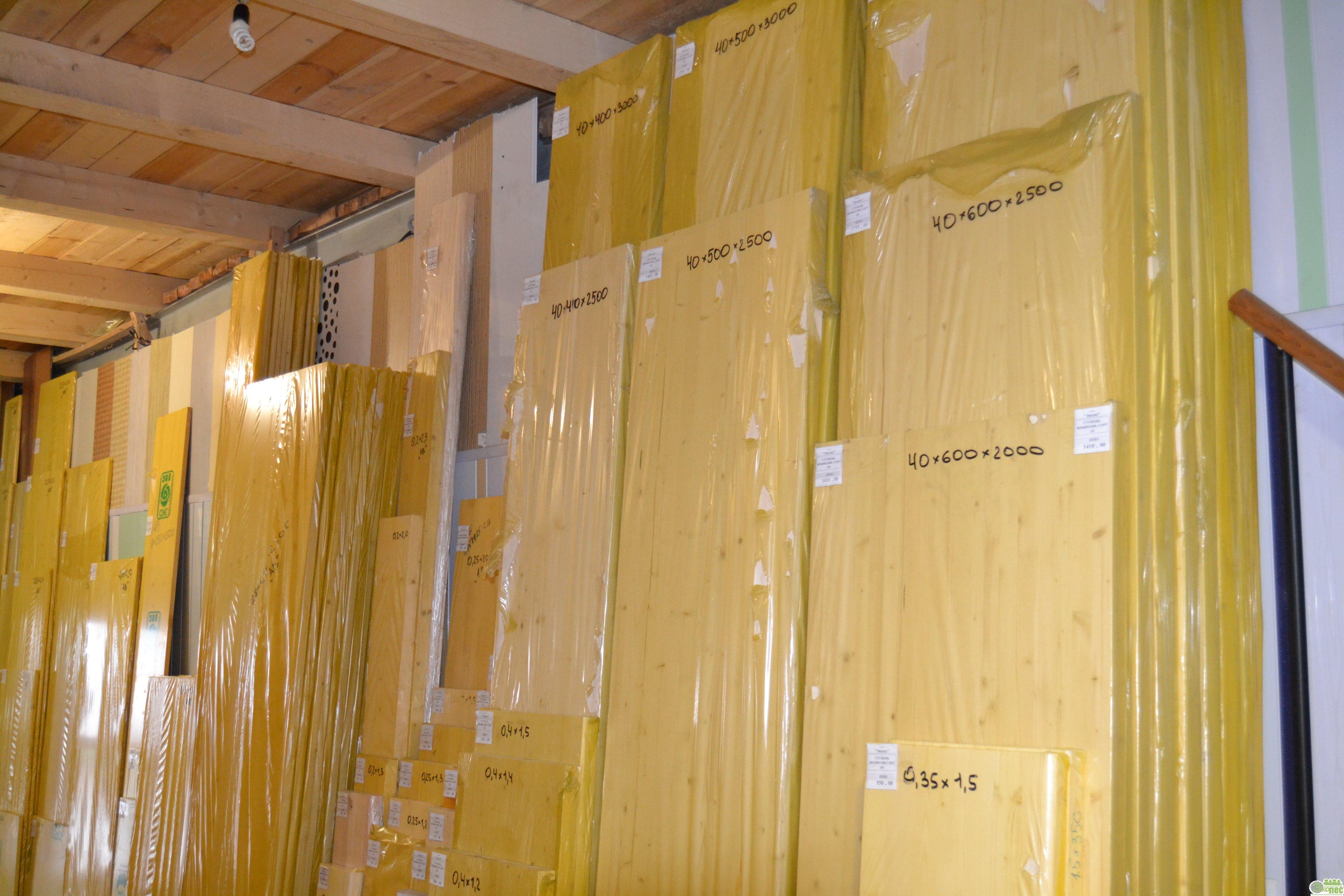 Мебельный щит 18 мм сосна - pilometrru