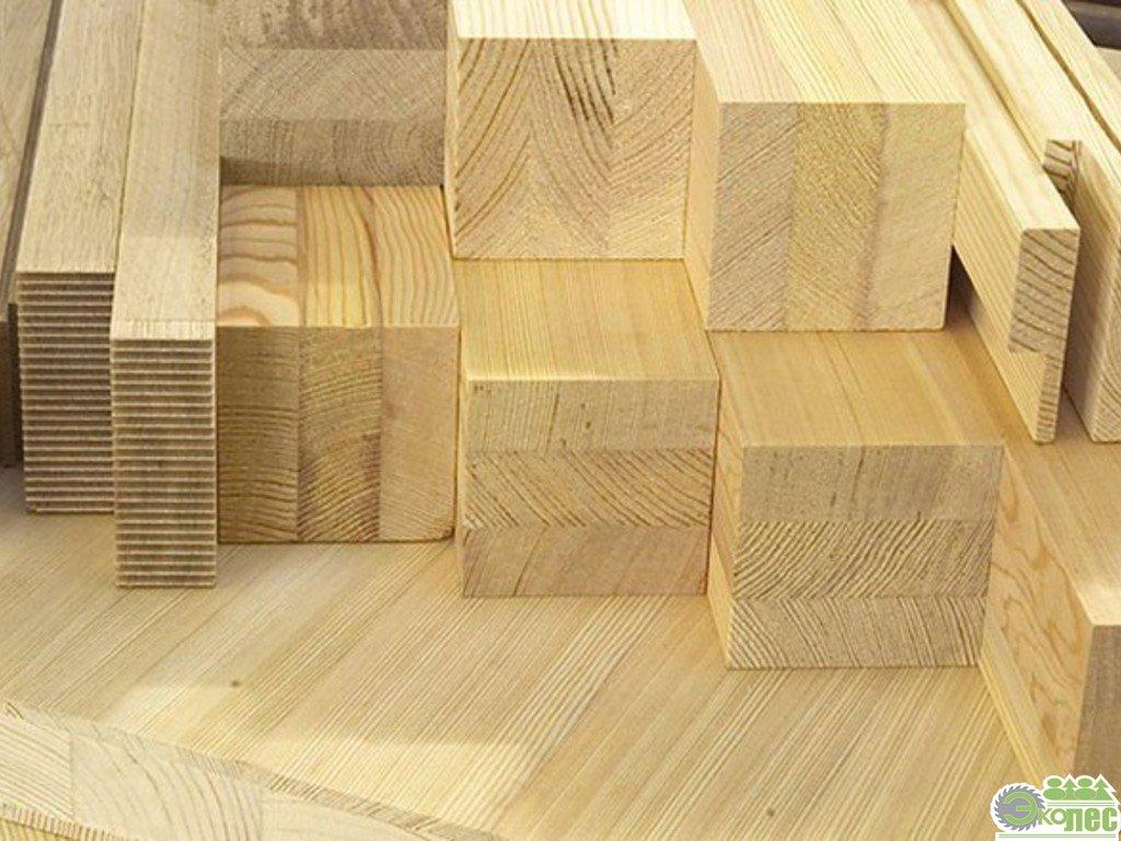 Мебельный щит - Листвяк