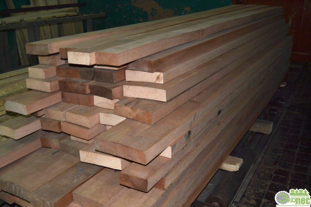Пиломатериалы из ценных пород дерева.
